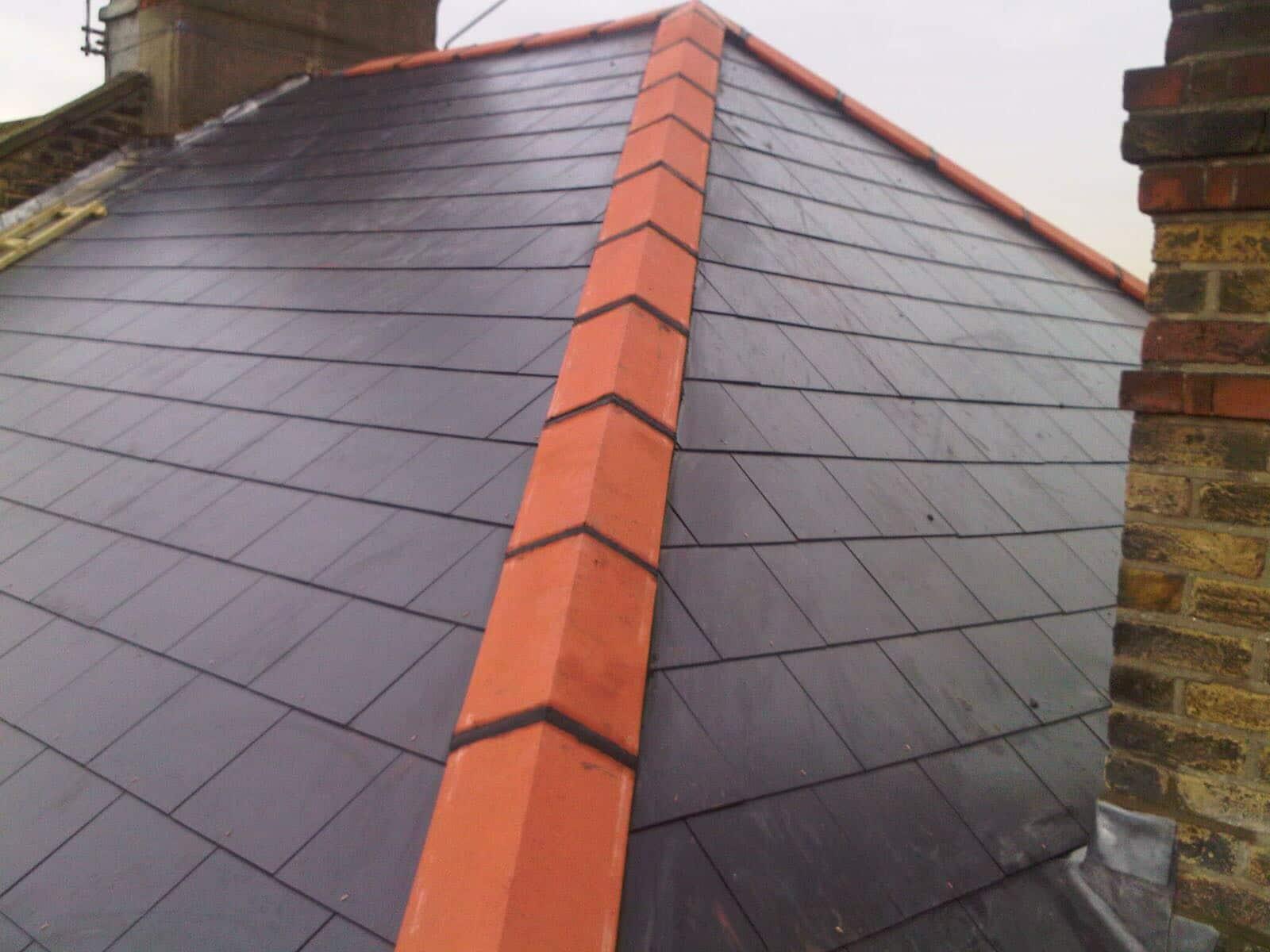 Slate Roofs London