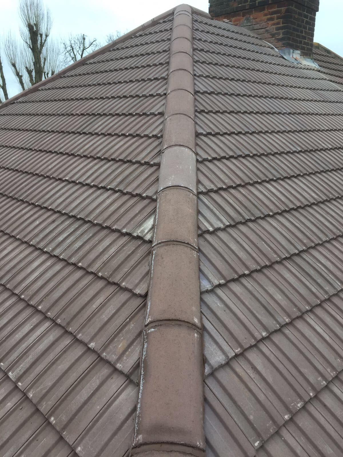 Tiled Roofing Installations London