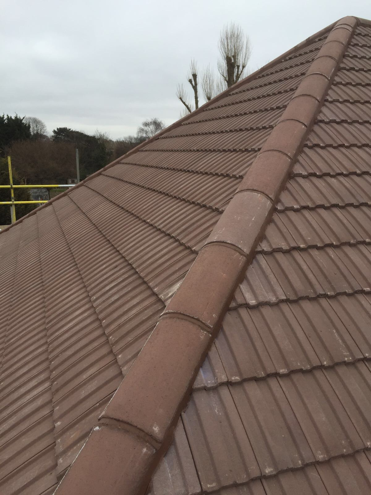 Tiled Roofing London