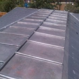 Lead Roofing London