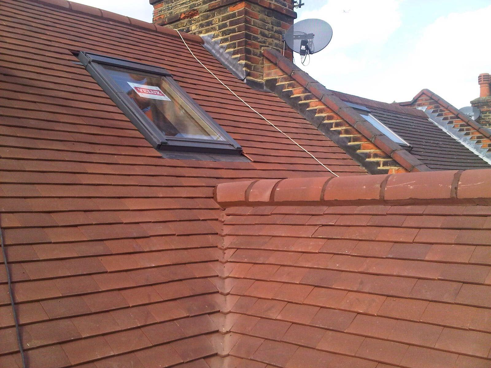 Pitched Roofing London