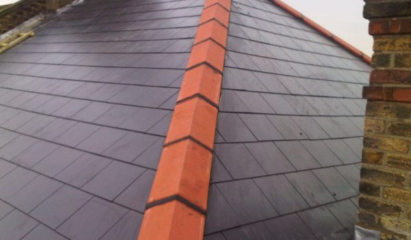 Roofers in London