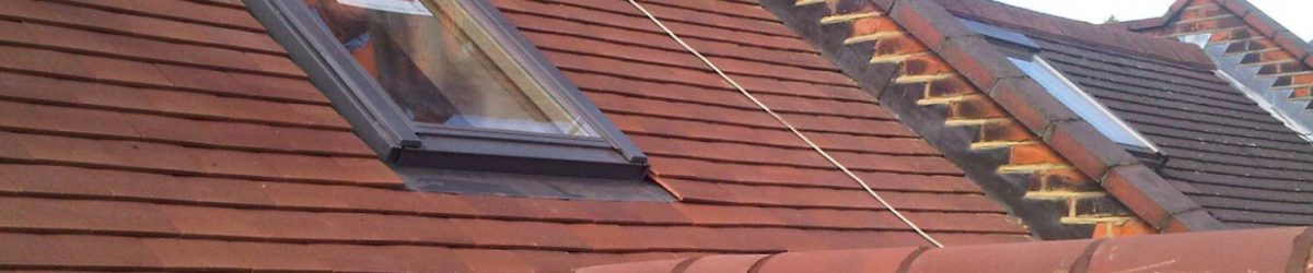 Clay Tiled Roofs London