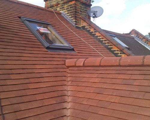Roofing Repairs London